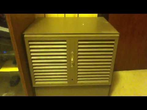 The 1973 Sears Coldspot Dehumidifier Model 106.639140 - Part II