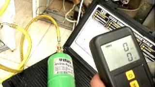 Carga De Gas R 134a A Un Frigorifico Paso 4