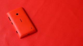Nokia Lumia 520 Pruebas De Grabación