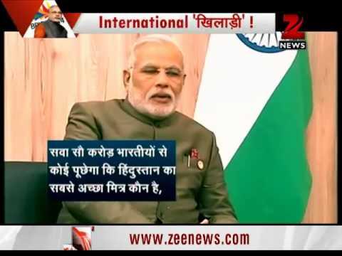 BRICS Summit: Narendra Modi goes global