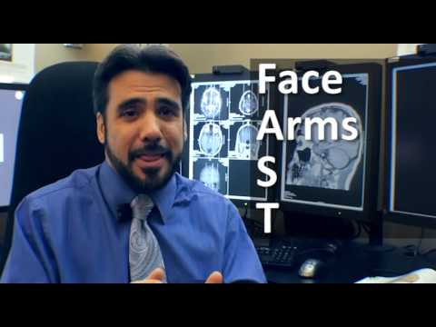 Stroke symptoms: How to identify and react to stroke