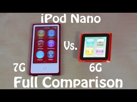 how to add videos to ipod nano 7th generation