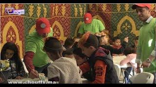 بالفيديو.. شاهد فرحة الأطفال الصغار بذكرى المولد النبوي..كنلبسو حوايج جداد و نجمعو لفلوس |