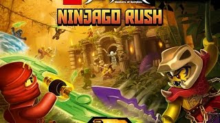 Ninjago Rush New Lego Action Platform Game Gameplay
