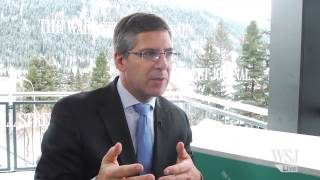 PWC's Moritz: Cyber Security Top 2014 Tech Concern | Davos World Economic Forum
