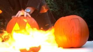 Exploding Pumpkins Cool Halloween Science