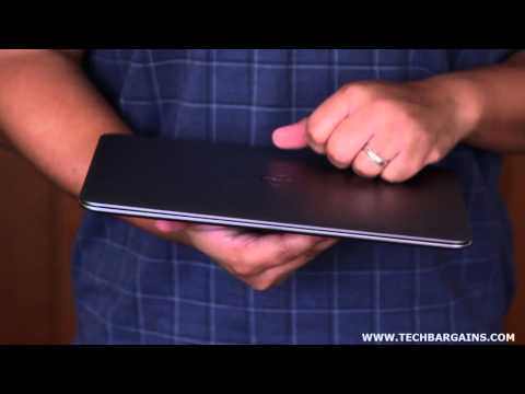Dell XPS 13 Ultrabook Unboxing