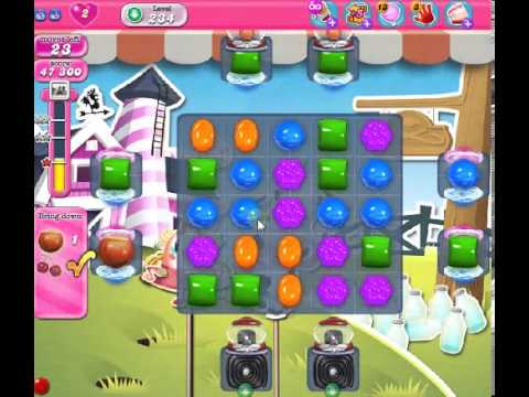 How to beat Candy Crush Saga Level 234 - 3 Stars - No Boosters - 132