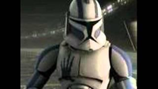 Star Wars Members Of 501st Legion Clone Wars