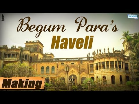 The Magnificence Of Begum Para's Haveli | Dedh Ishqiya