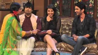 Parineeti Chopra Promote Shudh Desi Romance At Comedy