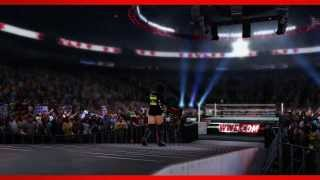 CM Punk WWE 2K14 Entrance And Finisher (Official)