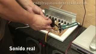 Amplificador Estéreo De 400w Parte 2