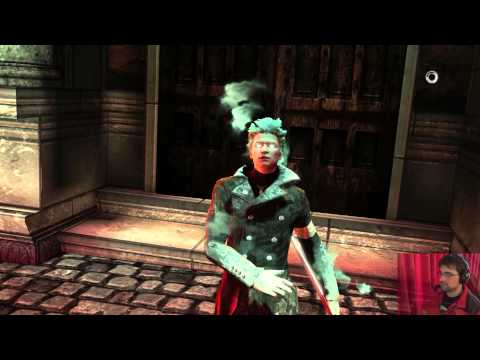 DmC: Devil May Cry , Vergil's Downfall ( Jugando ) ( Parte 4 ) ( Final ) En Español por Vardoc