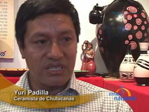 Muestra de tradicionales ceramicas de Chulucanas se exhibe en Lima