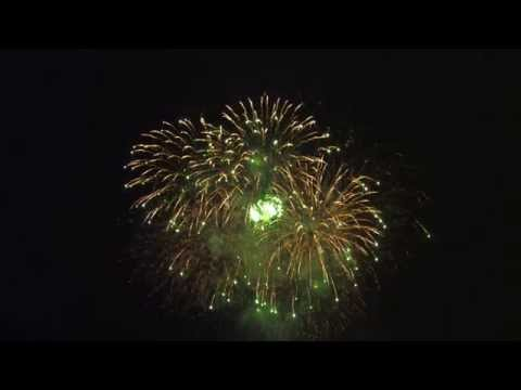 4th July Fireworks - Brussels - American School -  Nato - DBK - 2014