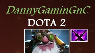 Dota 2 Sniper Ranked Gameplay with Live Commentary