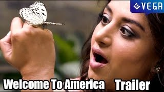 Latest Telugu Trailer - Welcome to America