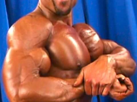 2003 NPC USA Bodybuilding Championships Posing 3