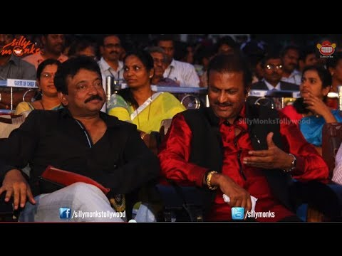 Mohan Babu Birthday Celebrations at Srividyanikethan - Surya, Ramg Gopal Varma
