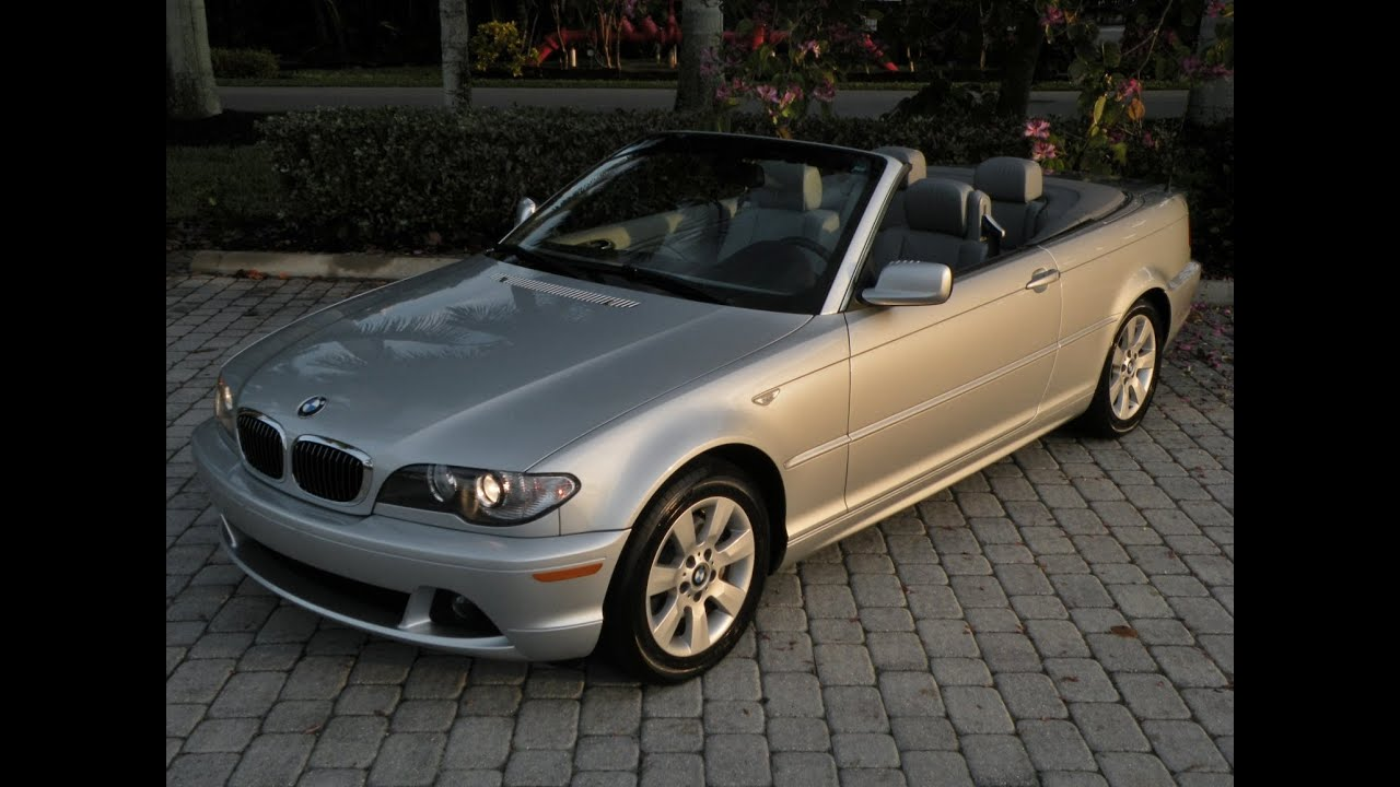 used bmw convertible for sale fort myers florida youtube. Black Bedroom Furniture Sets. Home Design Ideas