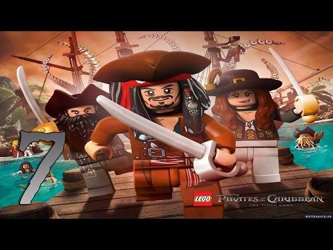Zagrajmy w: LEGO Piraci z Karaibów #7 - Dotyk Przeznaczenia