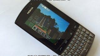 Minecraft Nokia Asha