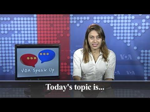 Nói tiếng Anh với người bản xứ (Luyện thi TOEFL): Who do you admire?