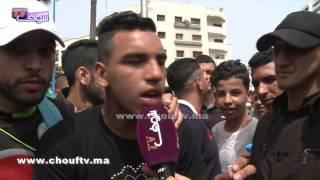 رجاوي طالع ليه الدم قبل الديربي: حنا خوت وكيخلقو لينا الفتنة باش نيدرو الشغب |