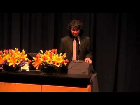 2014 Undergraduate Global Health Commencement (2 of 3)