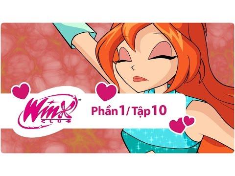 Winx Club Phần 1 - Những tiên nữ Winx xinh đẹp - Tập 10