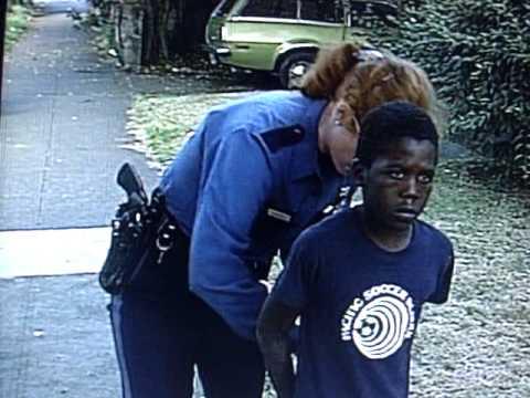 White Kid Vs Black Kid Bike Steal