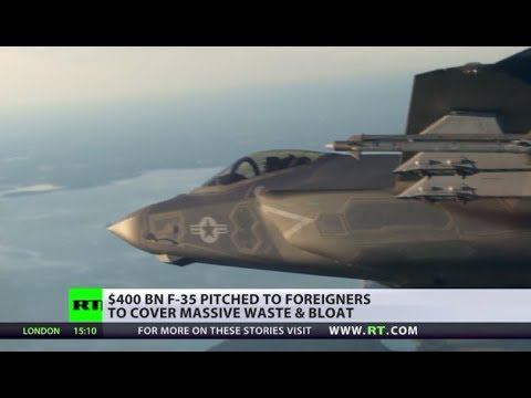 Pentagon Pain: F-35 stealth fighter jet 'one of worst planes we've ever designed'