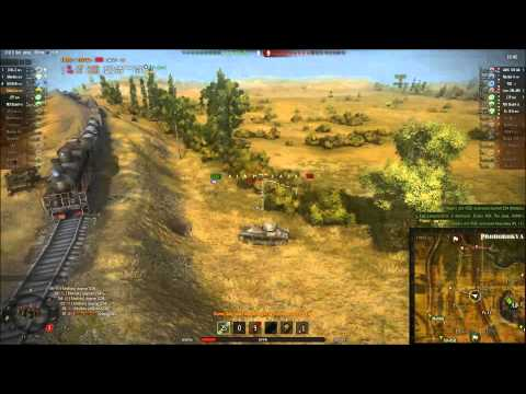 World of Tanks with Gonzo! Ep. 001: Three aces and a sponge.