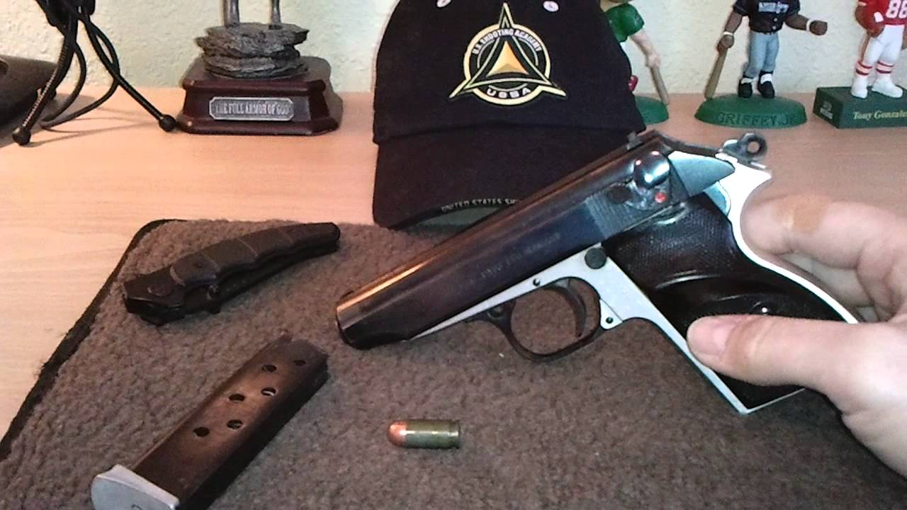 Hungarian pa 63 makarov 9x18 9mm ccw review youtube