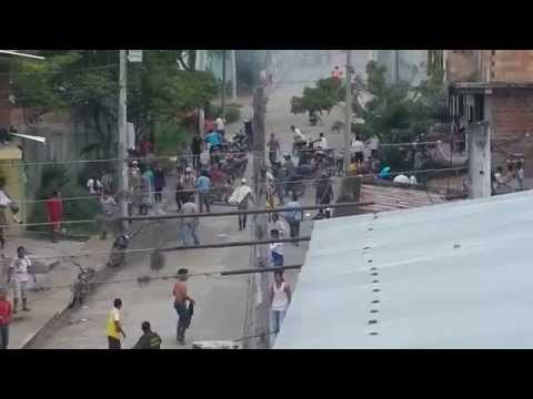 Workers Strike Colombia May 2014