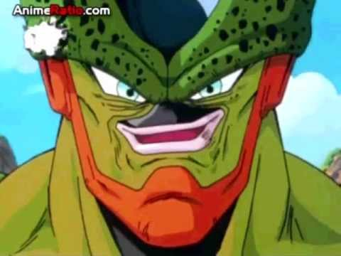 Seriously Cell, Stop Laughing.