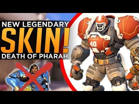Overwatch: NEW Rein Legendary Skin! - DEATH of Pharah Meta Discussion