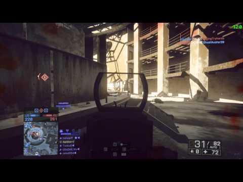 BF4 - Ace 23 + M26 Mass - Pub Gameplay - Operation Locker - Conquest
