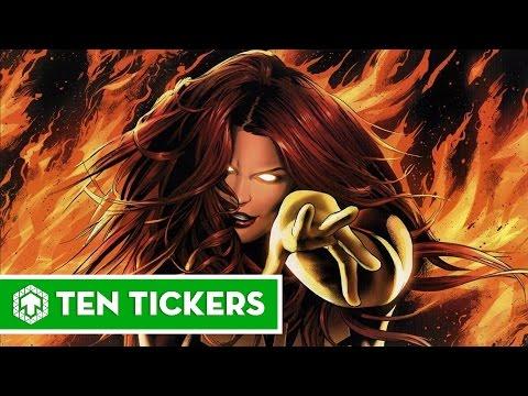 Top 10 kẻ phản diện mạnh nhất trong thế giới X-Men | Ten Tickers No. 21