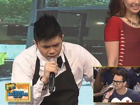 Vhong, nag-ala FPJ at Robin Padilla