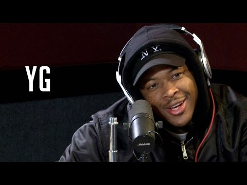 YG talks fist fight w/ DJ Mustard + Baby on the way!