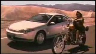Ford Cougar (Dennis Hopper) - 1990's UK Advert