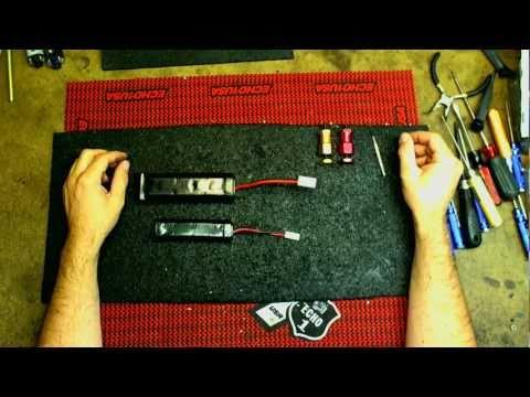 Echo1 Battery Plug