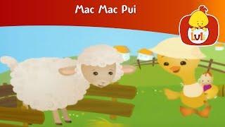 Mac Mac Pui Animale De Fermă, Pentru Copii