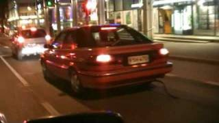 Toyota Corolla Turbo Fart Can AWESOME SOUND Vaasa ( Vasa