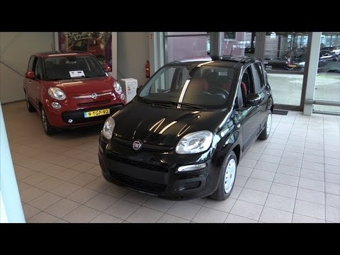 Fiat Panda 2014 In depth review Interior Exterior