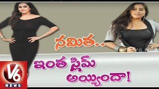 Namitha back to Films