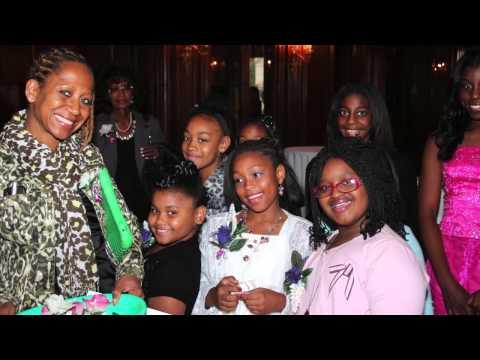 Snapshot of SMART Girls Luncheon in Baltimore MD, November 30, 2013