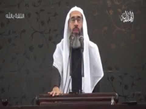 خطبة / الثقة بالله - د. خير الله طالب ( عضو الهيئة العليا لرابطة علماء المسلمين )